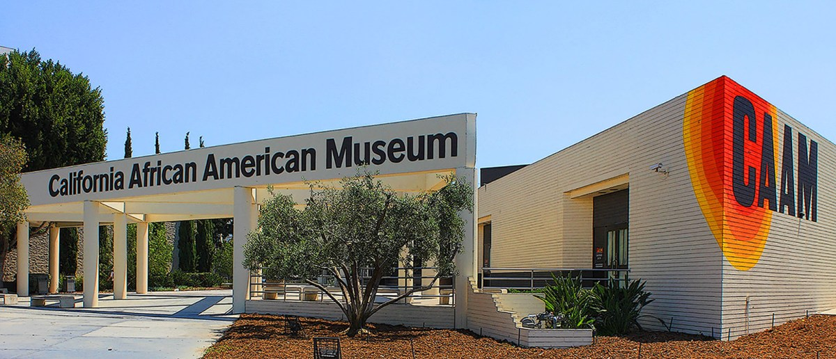 Image result for california african american museum
