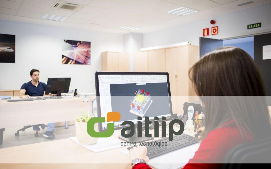 """AITIIP fabrica en impresión 3D piezas para el programa de Tv """"Agujero de Gusano"""""""