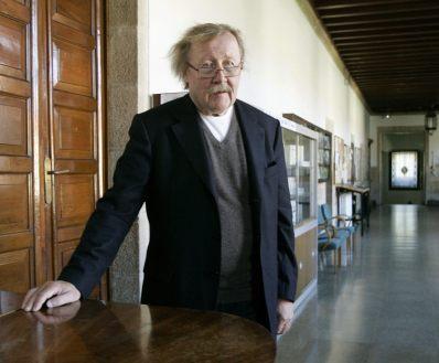 Peter Sloterdijk receives the 3rd Bento Spinoza Award