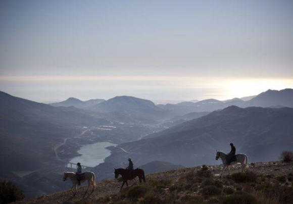 horse riding holiday alpujarras andalucia spain