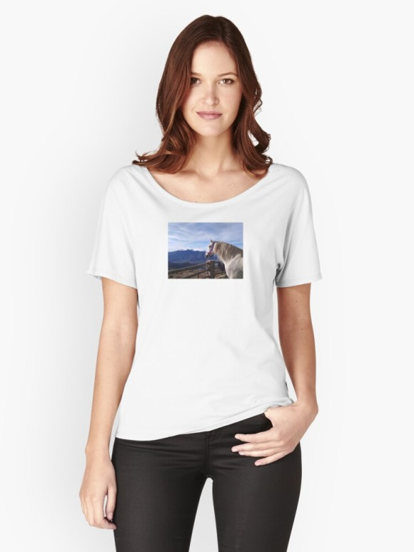 horse mare t shirt