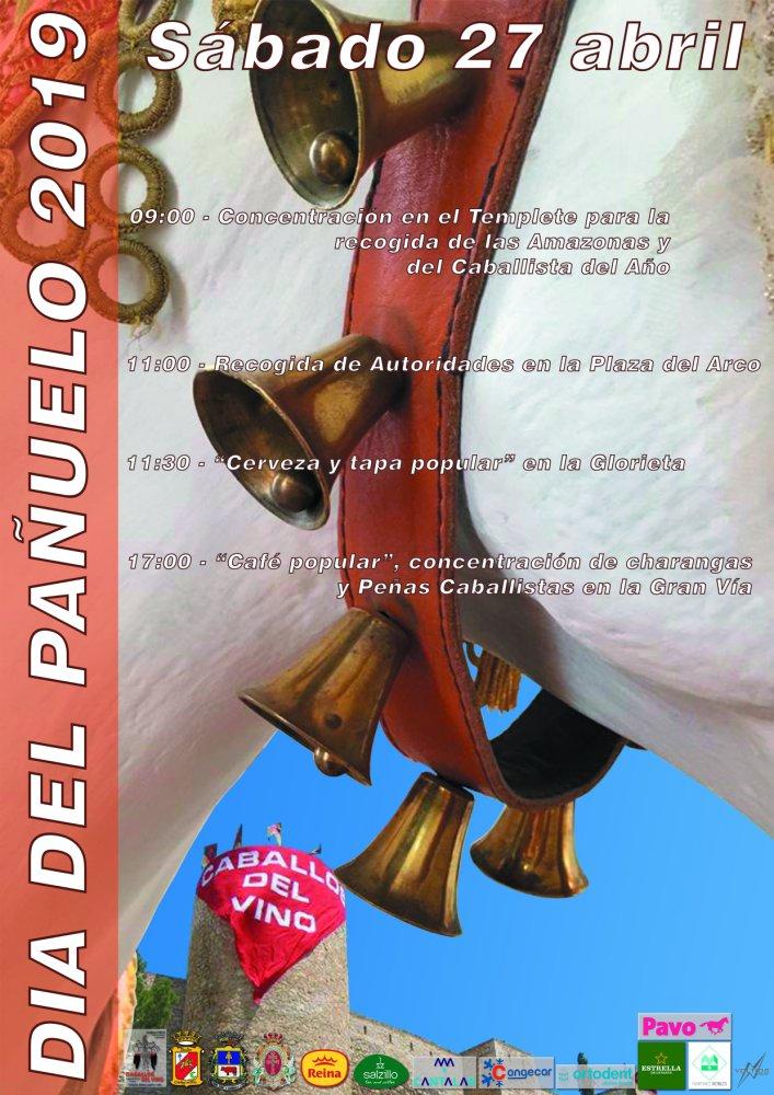 Día del Pañuelo, sábado 27 de abril