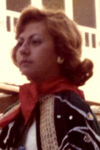 1976 Amazona Mari Cruz García Pérez