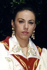 2000 2001 Amazona Mayor Yolanda Egea García