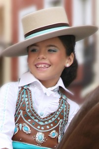 2015 2016 Amazona Infantil Alba Moreno Polo