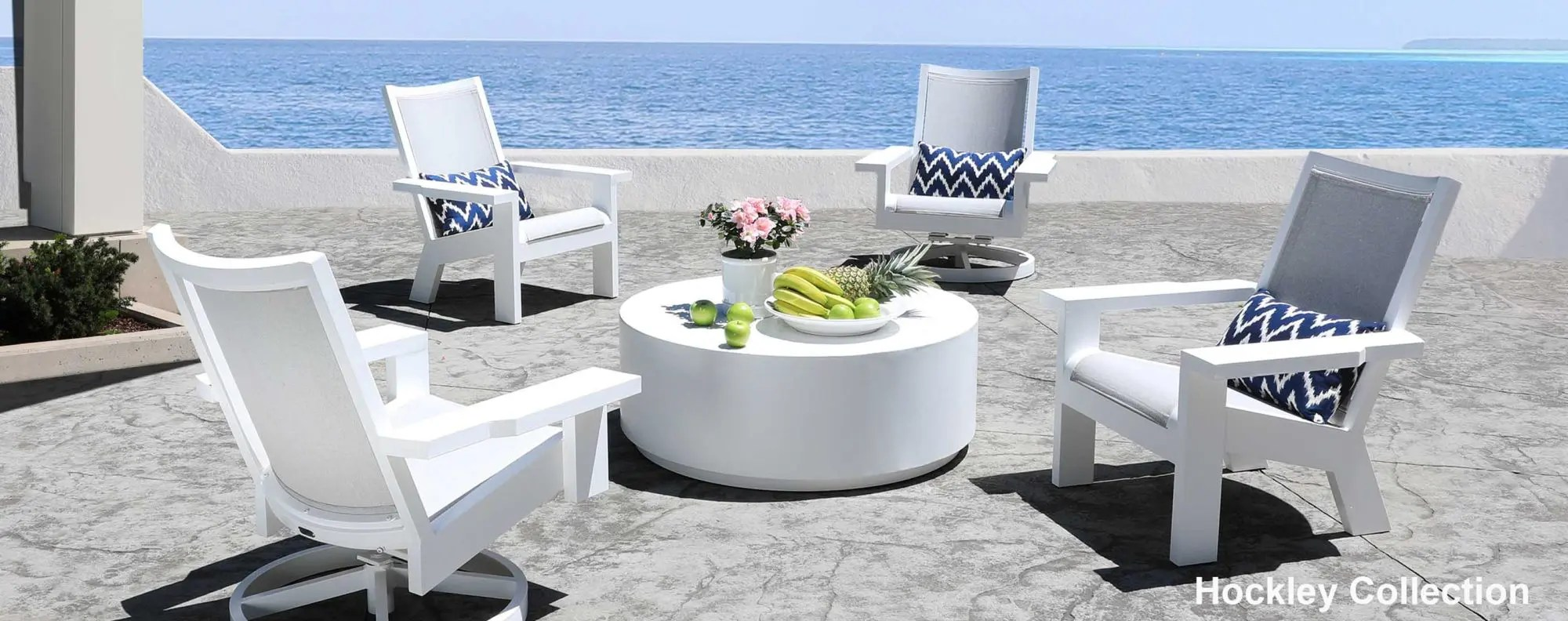 outdoor furniture at cabanacoast