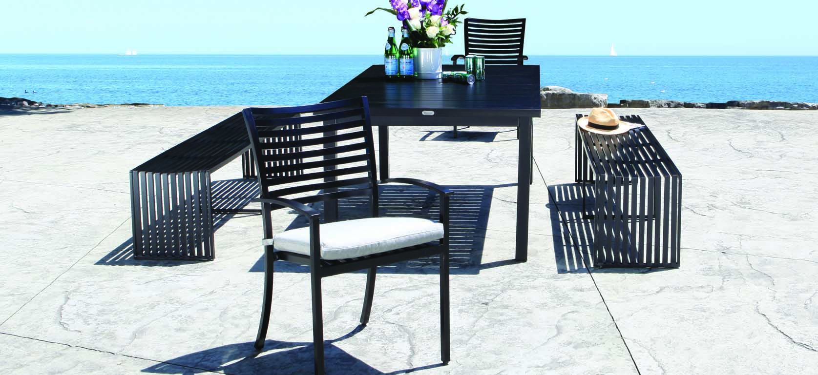 shop patio furniture by collection