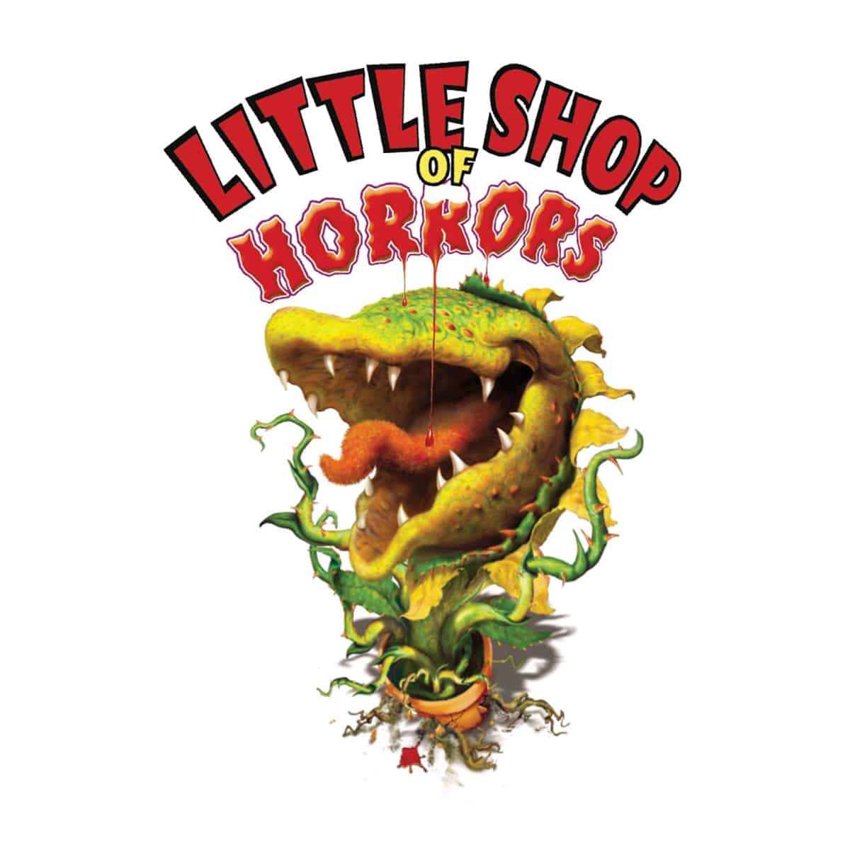 Sing-a-long: Little Shop of Horrors - Main-course and show £26 50