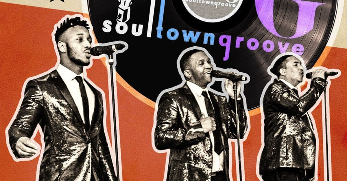 Motown Christmas Music.Motown Christmas Tribute With Soultown Groove Main Course And Show 32 50 Cabaret Supper Club Belfast