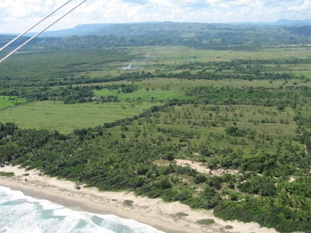 foto 3 - esa foto fue tomada en 2008 antes de la extracción masiva actual