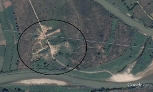 mina al lado del rio yasica no aprobada