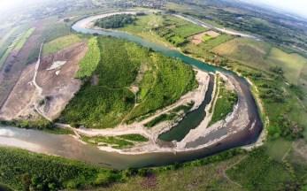 extraccion massiva en el rio Yasica por la grancera Dualma