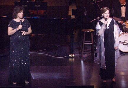 Josephine Sanges & Celia Berk
