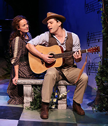 Melissa Errico & Ryan Silverman Photo: Carol Rosegg