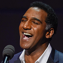 Norm Lewis Photo: Kevin Yatarola