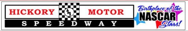 hickory motor speedway logo
