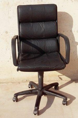 Cadira d'oficina amb rodes