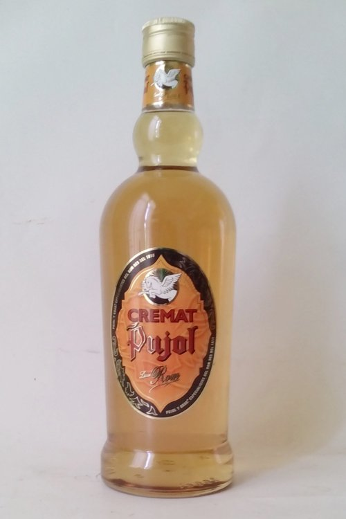 Ampolla de Rom PUJOL 2 litres a cabauoportunitats.com