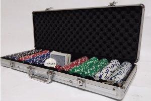 Maleta de pòker de segona mà a cabauoportunitats.com