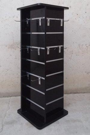 Expositor columna de 120cm d'ocasió a cabauoportunitats.com