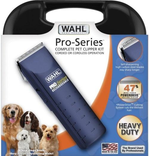 Esquiladora WAHL PRO SERIES Dog Clipper d'ocasió a cabauoportunitats.com