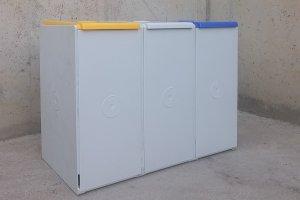 Papereres de reciclatge noves → 76cm amb tara a cabauoportunitats.com