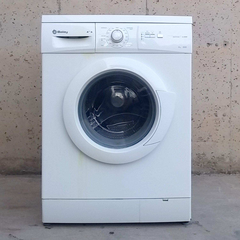 manual lavadora balay ts 6010 pdf