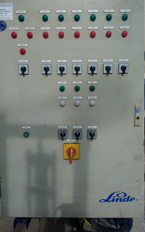 Equipo refrigeración cámaras frigoríficas LINDE VPP de ocasión en cabauoportunitats.com