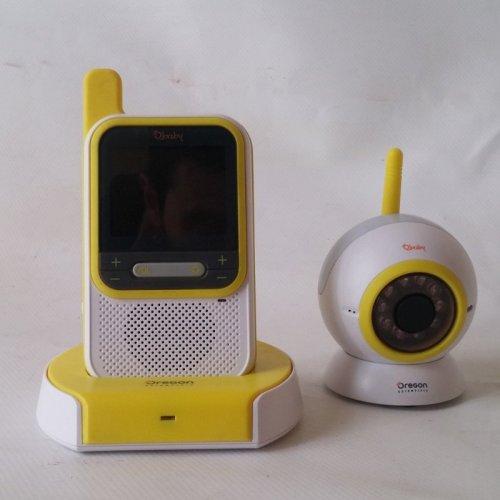 Kit de vigilància infantil inalàmbric OREGON SCIENTIFIC d'ocasió a cabauoportunitats.com Balaguer - Lleida - Catalunya