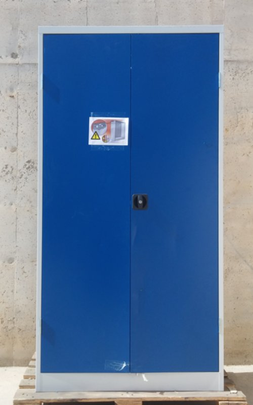 Armari d'extracció vertical ↑195cm d'ocasió a cabauoportunitats.com Balaguer - Lleida - Catalunya