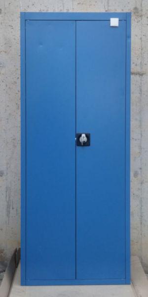 Armari metàl·lic blau ↑175cm d'ocasió a cabauoportunitats.com Balaguer - Lleida - Catalunya