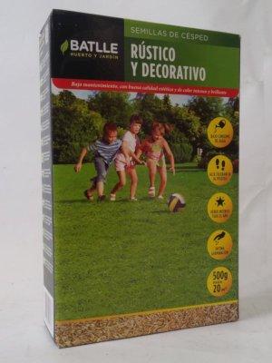 Lavors de gespa BATLLE «Rústico y decorativo» 500g a cabauoportunitats.com Balaguer - Lleida - Catalunya
