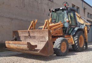 Retroexcavadora CASE 590 SUPER LE de segona mà a cabauoportunitats.com Balaguer - Lleida - Catalunya