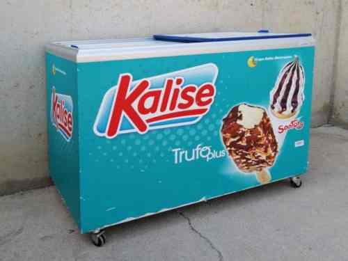Congelador horitzontal de 128x68cm seminou a cabauoportunitats.com Balaguer - Lleida - Catalunya