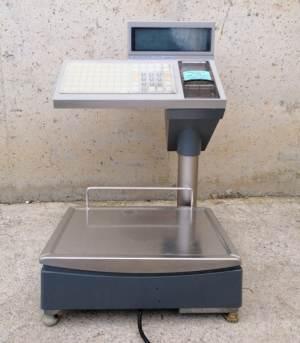 Venda d'una balança de botiga d'ocasió BIZERBA SC - H 800 de segona mà a cabauoportunitats.com Balaguer - Lleida - Catalunya