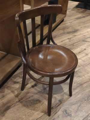 Cadira de fusta de segona mà a cabauoportunitats.com Balaguer - Lleida - Catalunya