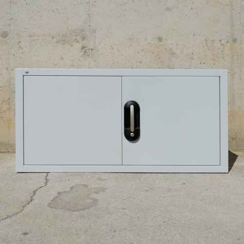 Armari metàl·lic de paret 100x42cm nou en venda a cabauoportunitats.com Balaguer - Lleida - Catalunya
