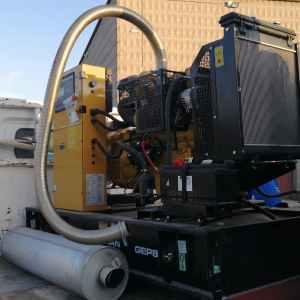 Generador elèctric OLYMPIAN GEP88 88KVA seminou en venda a cabauoportunitats.com Balaguer - Lleida - Catalunya
