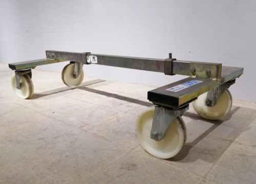 Bancada amb rodes JOLLY de segona mà per a taller en venda a cabauoportunitats.com Balaguer - Lleida - Catalunya