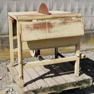 Sierra de corte para tractor de segunda mano en venta en cabauoportunitats.com