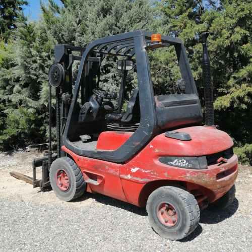 Toro LINDE H25 de segona mà en molt bon estat en venda a cabauoportunitats.com Balaguer - Lleida - Catalunya