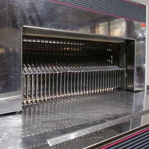 Venda d'una màquina de tallar pa JAC BDL 450/14 de segona mà a cabauoportunitats.com Balaguer - Lleida - Catalunya