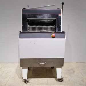 Rebanadora de pan jac bdl 450/14  de segunda mano en venta en cabauoportunitats.com