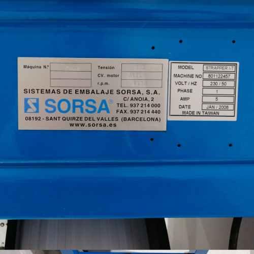 Fleixadora semiautomàtica SORSA de segona mà en venda a cabauoportunitats.com Balaguer - Lleida - Catalunya