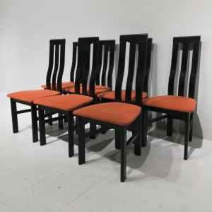 Cadires de color wengué de segona mà en venda a cabauoportunitats.com Balaguer - Lleida - Catalunya