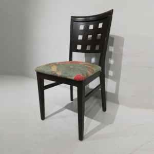 Lot de 2 cadires de fusta color wengué en venda a cabauoportunitats.com Balaguer - Lleida - Catalunya
