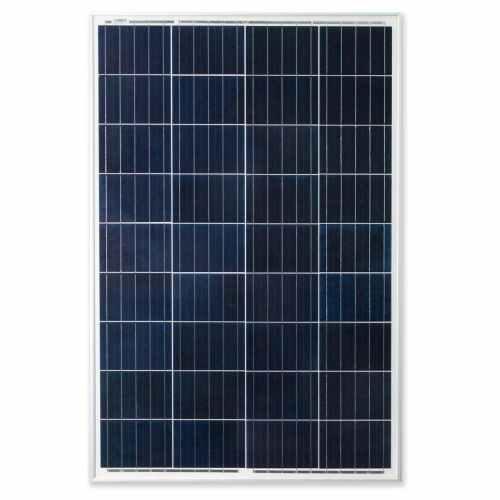 Panel solar NOU SOL 100Wp nuevo procedente de un final de estoc en venta en cabauoportunitats.com