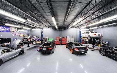 Auto Custom & Detailing Business