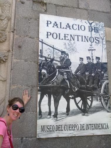 e o Palacio de Polentinos (gringos da 4ª Colônia se identificam)
