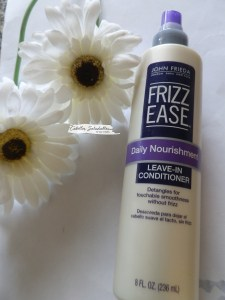 John Frieda Frizz Ease Leave-in- conditioner
